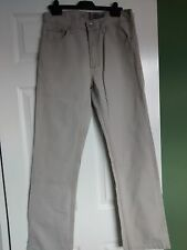 URBAN SPIRIT MENS STONE JEANS 30R WORN ONCE EXCELLENT CONDTION