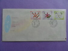 1991 FDC Singapore First Day Cover - Orchids Special Stamp Issue