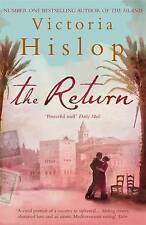THE RETURN, Victoria Hislop; Personal conflicts in Spanish Civil War in Granada.