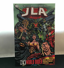 JLA: New World Order  - Justice League of America Comics