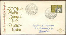 Netherlands 1964 First States-General Meeting FDC First Day Cover #C27143