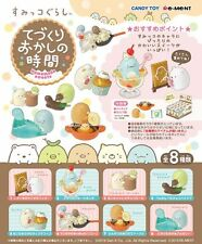 10/2016 Re-Ment Miniature Japan Sumikko Gurashi Homemade Sweets Full set of 8