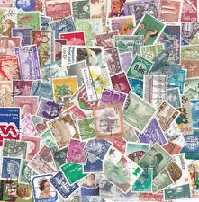 5000 WORLD mix worldwide Stamps OFF PAPER nice!