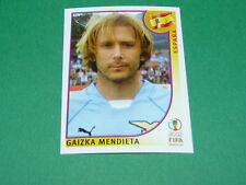 N°107 MENDIETA ESPAÑA PANINI FOOTBALL JAPAN KOREA 2002 COUPE MONDE FIFA WC