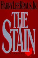 The Stain Harry Kraus Paperback