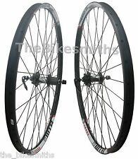 WTB Frequency i25 Team 29er MTB Bike Black Disc Wheel Set/ Sram X7 Hub 8 9 10