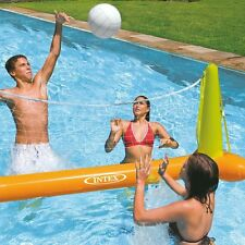 Inflatable Pool Volley Ball Game Swimming Water Toy Kids Teens Summer 94X25X36in