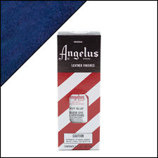 Angelus Brand Navy Blue Suede Dye with Applicator in 3 Fl. Oz.