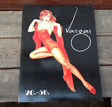 Vargas 20s - 50s Softcover Book