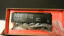 Train Miniature HO Vintage NIB Kit, Norfolk & Western Plug Door Boxcar NIB
