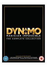 DYNAMO MAGICIAN IMPOSSIBLE THE COMPLETE COLLECTION 1-4 DVD BOX SET NEW 9 DVDS