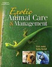 Exotic Animal Care and Management, Nuttall, Kathy, Judah, Vicki, Acceptable Book