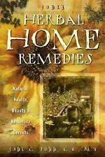 Jude's Herbal Home Remedies: Natural Health, Beauty & Home-Care Secrets (Living