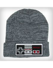 Official ~Nintendo NES CONTROLLER~ Beanie Winter Hat Men Women Knit Ski Cap COOL