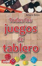 Todos los juegos de tablero (Spanish Edition)-ExLibrary