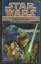 STAR WARS, The Black Fleet Crisis SHIELD OF LIES Michael Kube-McDowell.