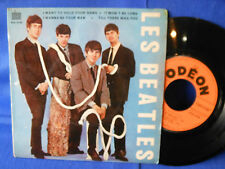 THE BEATLES WANT TO HOLD SOE 3745 EP ORIG FRANCE EXC+