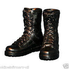 bbi Blue Box Toys US Military Danner Tactical Boots 1:6 Scale (1203f1)