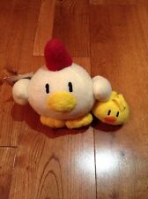 Harvest Moon Chicken Plush Plushee Super Rare Limited Brand New Promo