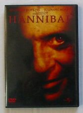 DVD HANNIBAL - Anthony HOPKINS / Julianne MOORE - Film de Ridley SCOTT