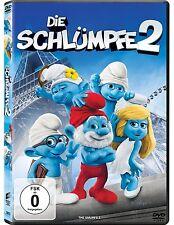 DVD * DIE SCHLÜMPFE  2 - Der 2. Kinofilm # NEU OVP