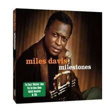 Miles Davis Milestones/Musings Of Miles/Blue Moods 2-CD NEW SEALED Jazz Remaster