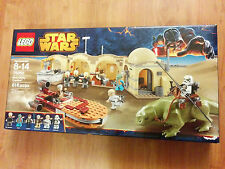 Retired LEGO Star Wars 75052 Mos Eisley Cantina --NISB