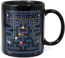 Pac-Man - Game Play Heat Change Ceramic Mug - New & Official In Picture Box