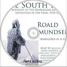 South Pole; the Norwegian Antarctic expedition by Amundsen audio CD + free PDF