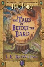 The Tales of Beedle the Bard,Standard Edition by J. K.Rowling (Hardcover) NEW