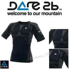 Dare 2b Womens Body Base Short Sleeve T - Black SIZE - M/L Cycling Running Ski