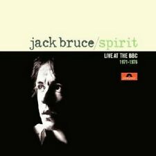 "JACK BRUCE ""SPIRIT LIVE AT THE BBC 1971-1978"" 3 CD NEU"