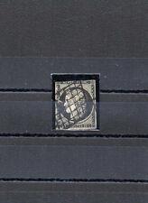 1849 Cérès YT n°3 20c noir /jaune  (11-310.14)