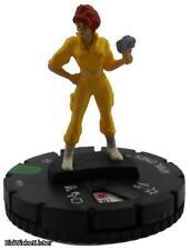 April O'Neil Heroclix 011 Teenage Mutant Ninja Turtles Series 2 Miniature CMG