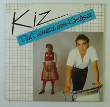 "7"" Single - Kiz - Die Sennerin Vom Königsee - S770 - washed & cleaned"