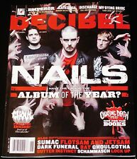 Decibel Magazine # 141 July 2016 - Nails, Katatonia, Emperor HOF, Ghoul FLEXI