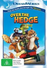 Over the Hedge NEW R4 DVD