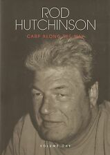 HUTCHINSON ROD COARSE FISHING BOOK CARP ALONG THE WAY VOLUME ONE 1 hardback new