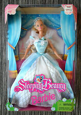 BARBIE SLEEPING BEAUTY 1998  NRFB NUOVA