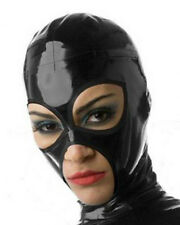 sexy realistic latex mask rubber unisex hood gummi 0.4mm for party wear unique