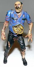 1998 Capcom Toy Biz Resident Evil 2 Zombie Cop Loose Figure Horror Video Game