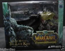 NEW WOW World of Warcraft The Lich King Arthas Menethil Action Figure