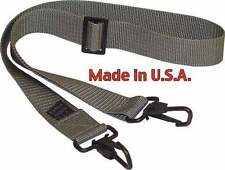 2 Point AK-47 Tactical Shoulder Strap/Gun Sling Made in USA Genuine Foliage