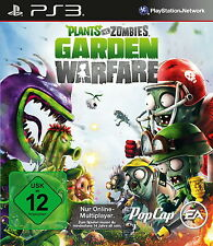 Pflanzen gegen Zombies: Garden Warfare (Sony PlayStation 3, 2014, DVD-Box)