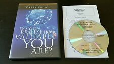 Do You Realize How Valuable You Are? (CD) Bible Teaching by Derek Prince message