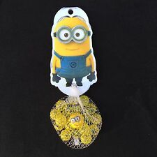 Vacor de Mexico original mesh bag Minions yellow character marble