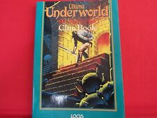 Ultima Collection Under World Clue Book