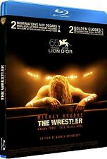 Blu Ray  //  THE WRESTLER  //  Mickey Rourke - Marisa Tomei  /  NEUF cellophané
