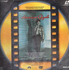 American Gigolo - Laser Disc