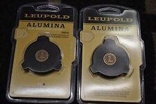PAIR of Leupold Alumina Flip-Back Lens Covers (40mm) SKU # 59045